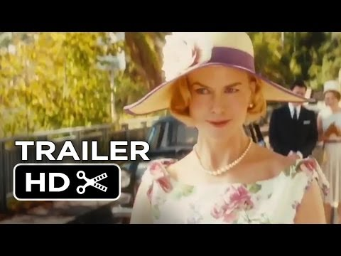 Grace Of Monaco UK TRAILER 1 (2013) - Nicole Kidman Movie HD