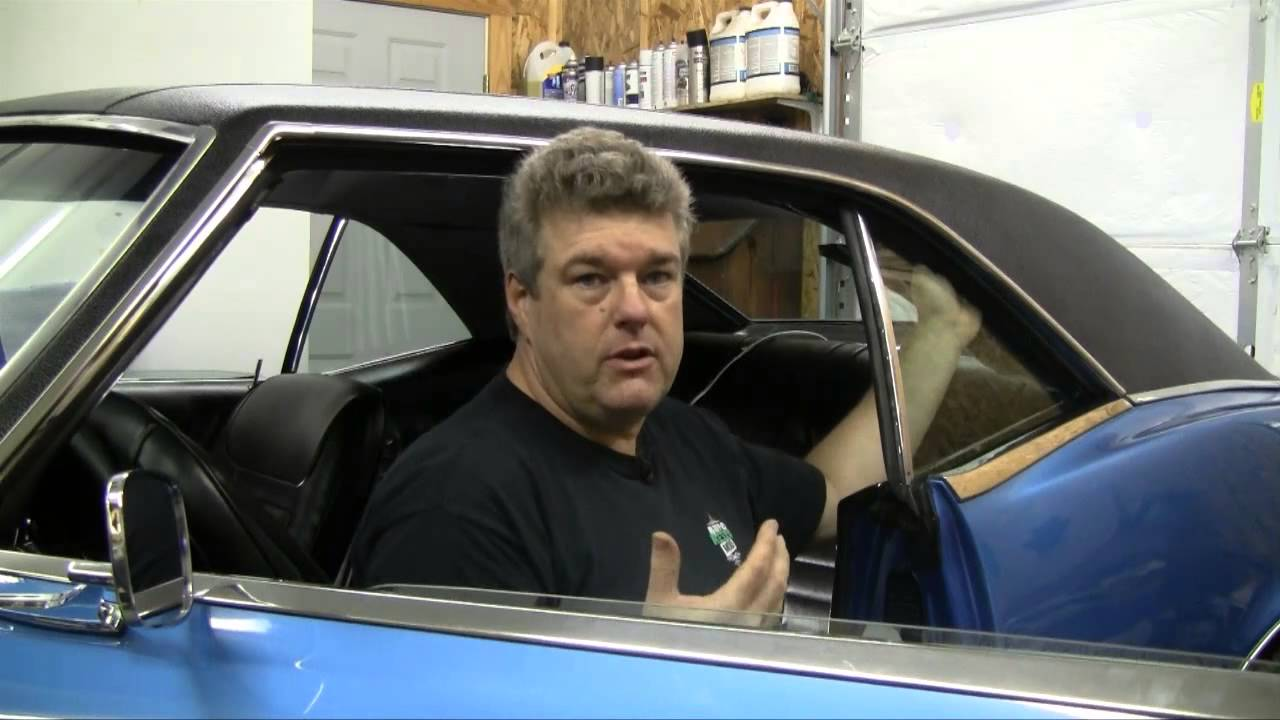 Episode 93 Safety And Seatbelts For Camaro Autorestomod