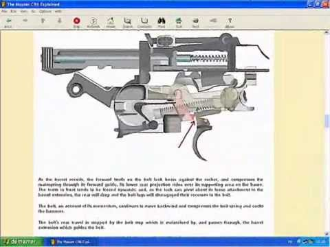 The Mauser C96 pistol explained - HLebooks.com