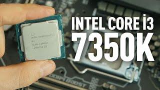 Intel Core i3 7350K ve MSI Z270 Gaming Pro Carbon incelemesi