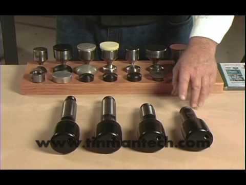 Intro Power Hammer / Planishing Hammer -  TM Technologies