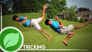 How to BKick / BTwist (Butterfly Kick / Butterfly Twist)   2-in-1 Tutorial