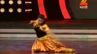 Dance Maharashtra Dance Grand Finale 17th March 2013 - Top Five Contestants