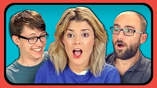YouTubers React to Colorblind Man Sees Purple for the First Time