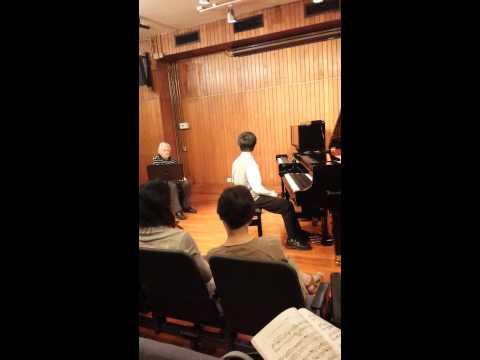 Piano Master Class by Jorg Demus