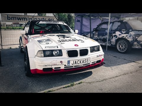 LS1  BMW E36 Drift Beast! Silvio Gotsev