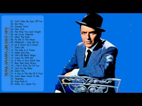 Frank Sinatra Collection HD / HQ || Best Songs Of Frank Sinatra
