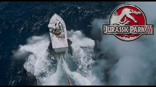 What Attacked Eric Kirby's Boat? - Jurassic Park 3