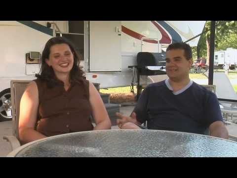 Our Homemade Fifth Wheel Camper Interview with Chad Nicholls RV Builder