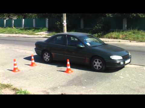 Видео как правильно парковаться