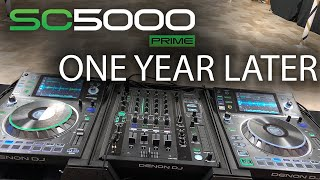 Denon SC5000 - One Year Later...