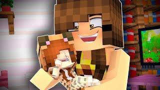 Minecraft Daycare - GOLDY'S A MOM !? (Minecraft Roleplay)