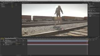 After Effects  Floating Effect