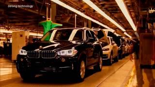 Немецкий Завод конвейер по сборке BMW X5, X6