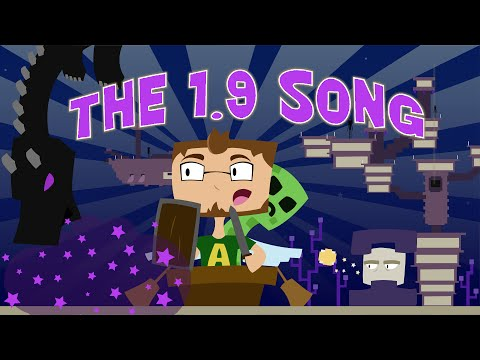 The 1.9 Song! - The Minecraft Combat Update song!