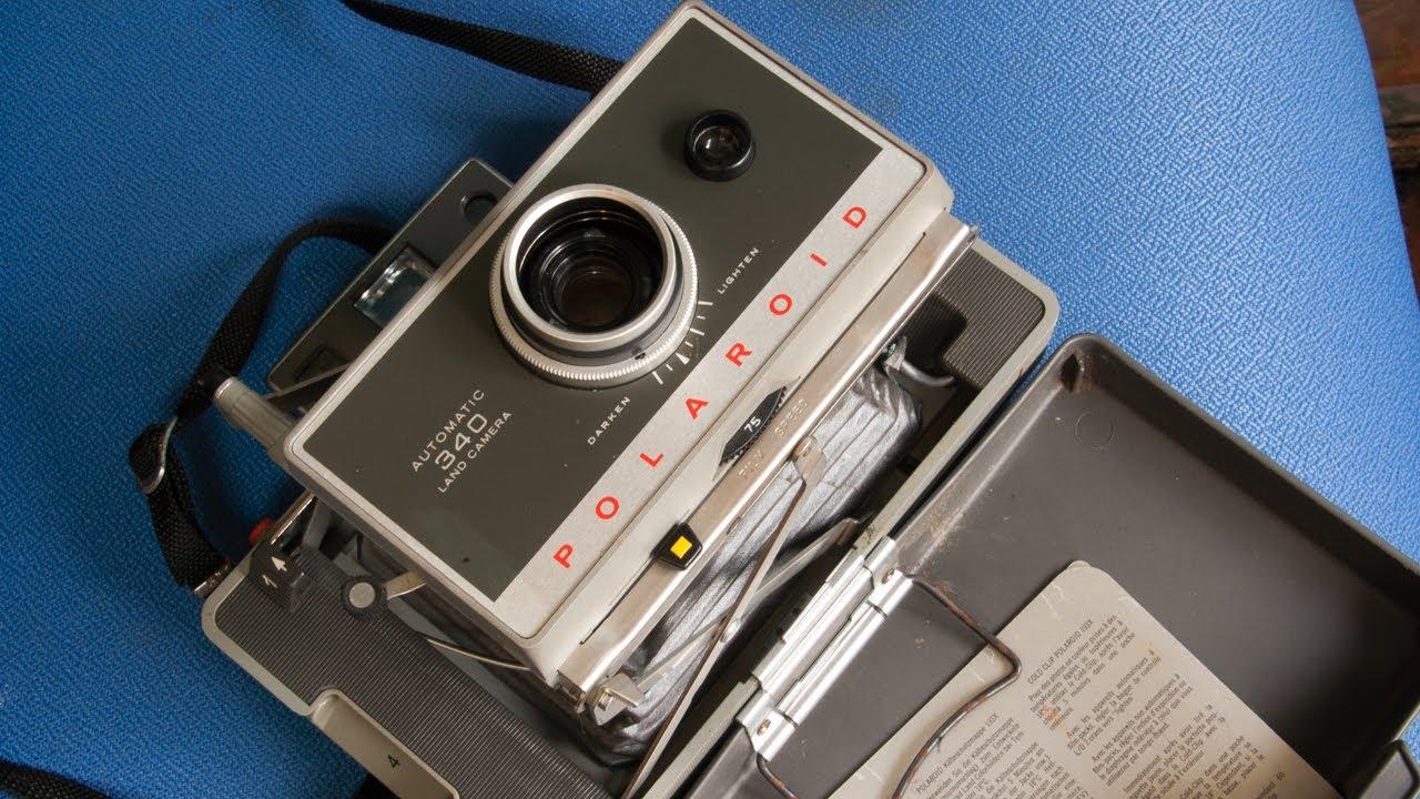 Automatic 340 Land Camera
