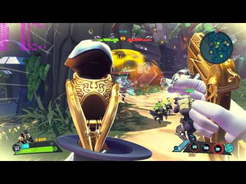 Battleborn Closed Early Access Marquis Gameplay 1080p60 Max Settings