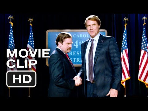 The Campaign Movie CLIP - Trash Talk (2012) - Will Ferrell, Zach Galifianakis Movie HD