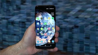 Samsung S8. Правда и вымысел о подводной съемке.