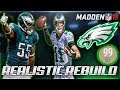 Rebuilding The Philadelphia Eagles   Greatest Offense in Rebuild History!   Madden 18 Franchise