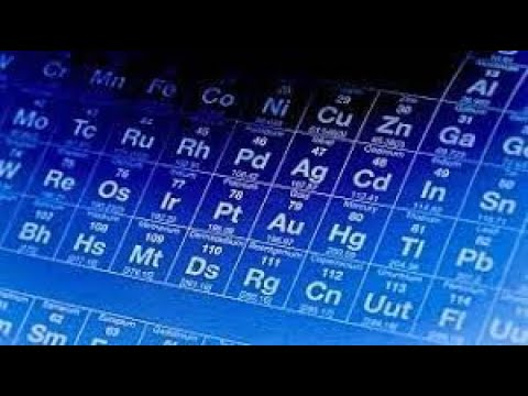 Periodic table image periodic table of musical instruments posters periodic table in 3min learn perfectly mp3 3gp mp4 hd urtaz Choice Image
