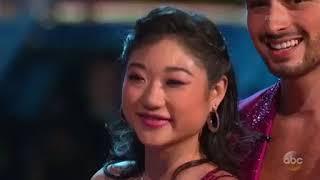 HD Mirai and Alan Dancing With The Stars | Week 1 - Salsa