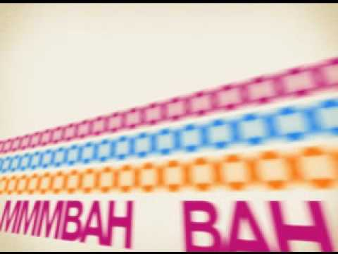 Ben Folds - Zak and Sara - Typographical videoclip by c_kick