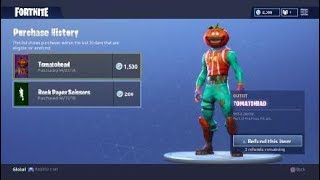 NEW FORTNITE UPDATE! HOW TO RETURN SKINS & ITEMS FOR FULL REFUND!!!!! 1.15 MB