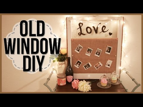 ROOM DIY: Picture/Jewelry Holder | ilikeweylie