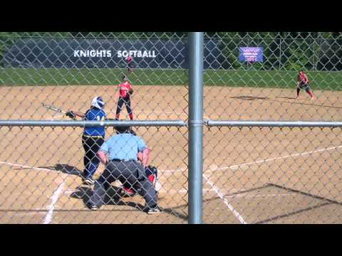 "Cralida ""Ce-Ce"" Staton 2014 Softball King George High School"