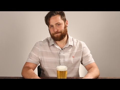 Watch This Man Drink A Beer In 3 Seconds