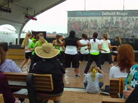 Everybody Dance Now (Dance FX at SD County Fair) Video