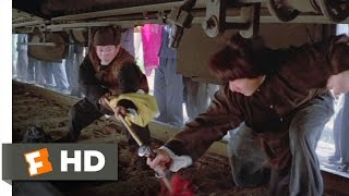 The Legend of Drunken Master (1/12) Movie CLIP - The Train Thief (1994) HD
