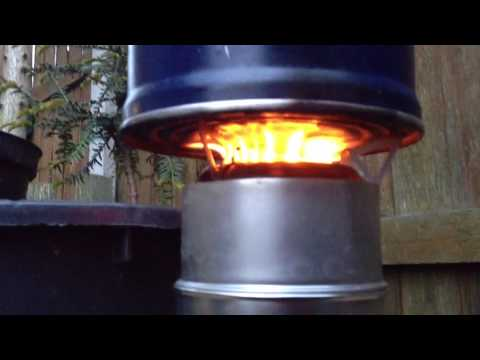 Wildwood Wood Gas Stove By Wild Stoves