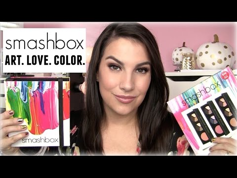 Smashbox Holiday 2015 Reviews!