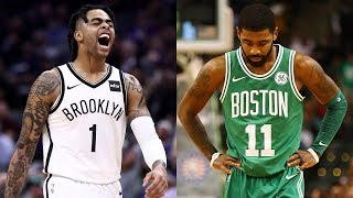 Kyrie Irving, D'Angelo Russell would be a 'terrible fit' on Nets - Ryen Russillo | Hoop Streams