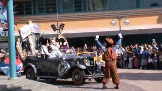 Disney Star - Mickey Mouse, Minnie Mouse, Guffy, Donald Duck and Cars Summer @Disneyland Paris 2013