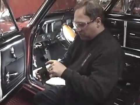1967 Chevrolet Nova American Autowire R&D re-wire Part 5