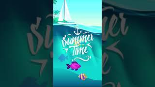 Underwater Summer Video Wallpaper
