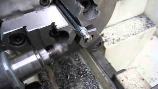 How to make perfect sphere on a lathe