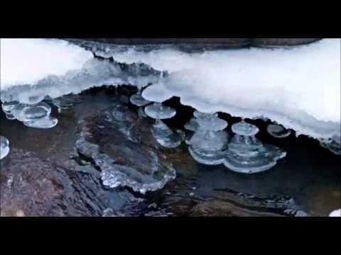 الماء و الجليد بتقنية مرور الزمن