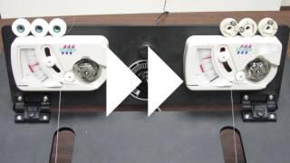 Magna-Glide Classic vs Paper Sided bobbins
