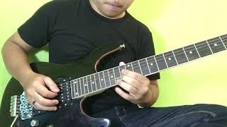 Lesti - Egois (Cover Lead Gitar/Melody/Solo)