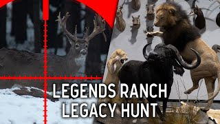 Trophy Buck Hunt Christmas Surprise | Legends Ranch