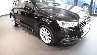 USED AUDI A1 1.4 TFSI S LINE 3DR 148 BHP