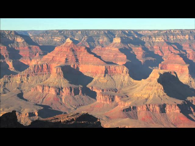 Grand Canyon Timelapse