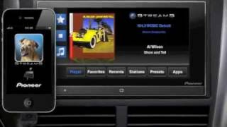 StreamS Hifi Pioneer AppRadio