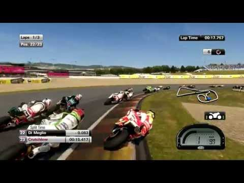 MotoGP 2014 (Game) Gameplay (Dry) [PC + HD]