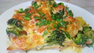 Куриная грудка с овощами по-французски, цыганка готовит. Gipsy cuisine.