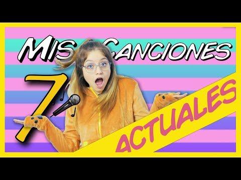 Karol Sevilla I Mis 7 Canciones del Momento I